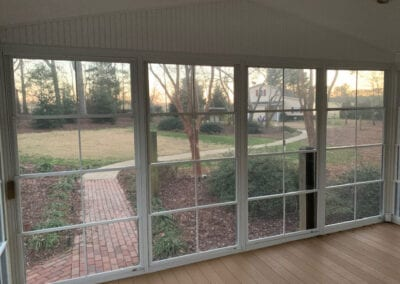 Gwinn's Siding and Windows | Upstate SC | our work for satisfied cutomers. sunroom