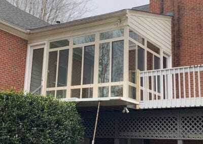 Gwinn's Siding and Windows | Upstate SC | our work for satisfied cutomers, sunroom