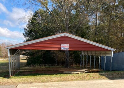 Gwinn's Siding and Windows | Upstate SC | our work for satisfied cutomers, garage, carport